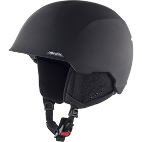 Alpina Albona Casque, black matt